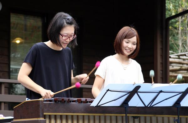 cloth tone演奏活動